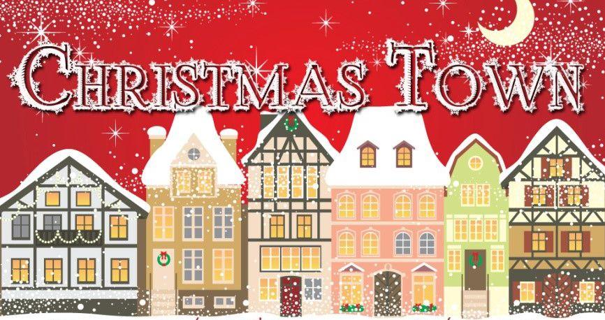 Thomastown Christmas Town
