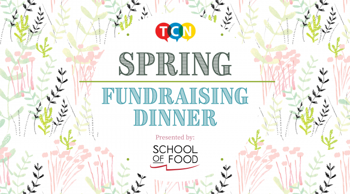 Spring Fundraising Dinner: Join us to raise funds for our community