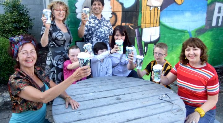 Reusable cup competition prizewinners announced